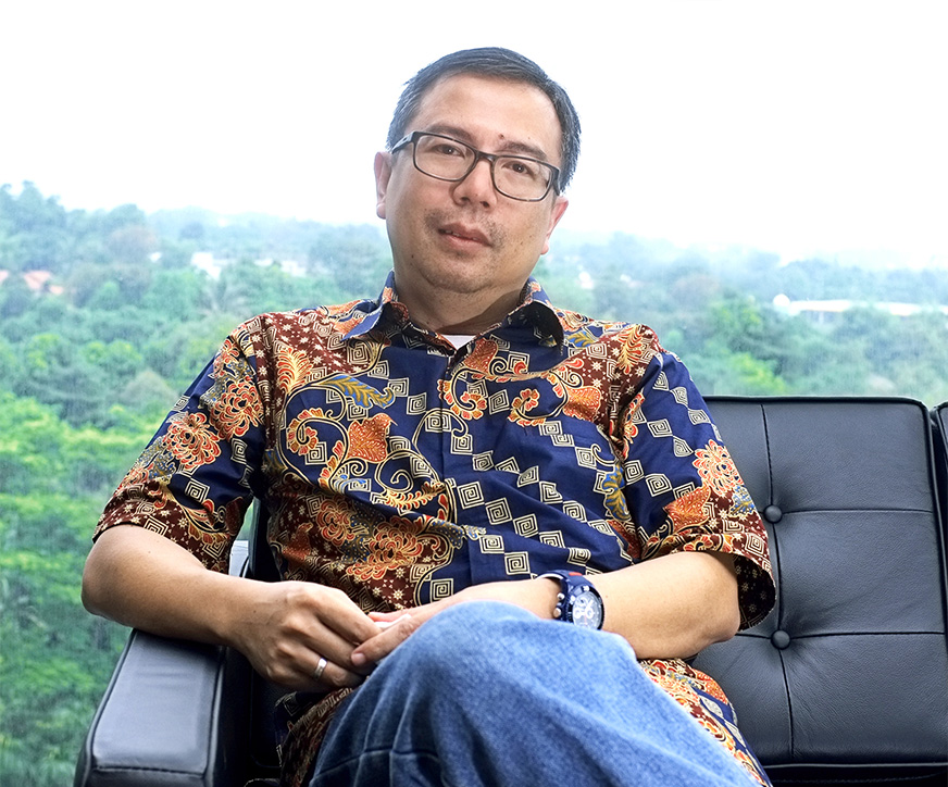Harry Haryadi - Vice President, Data Center