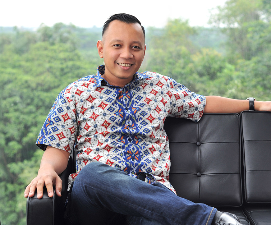 Yudie Haryanto - Vice President, Marketing