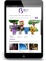biznet video ipad