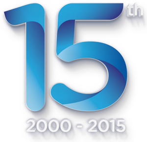 Biznet 15th Logo
