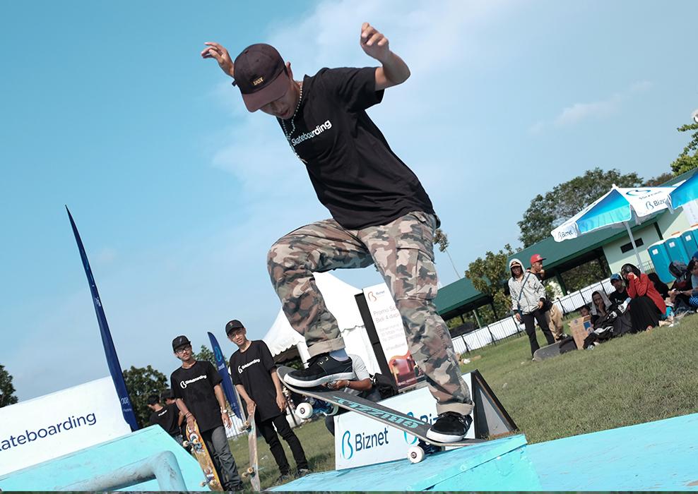 Biznet Skateboard   Biznet Networks